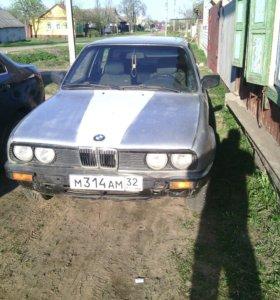БМВ 3 (е30)