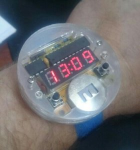 Часы наручные точные