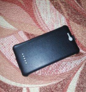 Чехол на телефон MicromaxQ392
