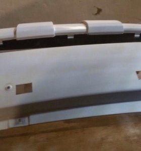 Передний бампер на Lifan