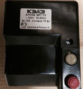 Трехфазный автомат АП50Б 3MT УЗ новый