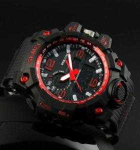 Часы для  мужчин спортивные SKMEI 1155 В коробочке