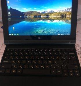 Планшетный компьютер Lenovo yoga tablet 2 1051L.