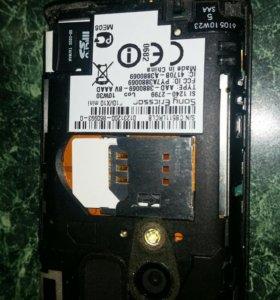 Смартфон Sony Ericson Xperia x10 mini