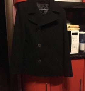 Пальто мужское размер 46/48 М