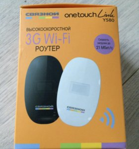 Роутер wifi one touch link Y580