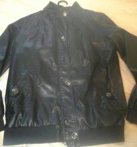 Куртка женская осень 48-50р
