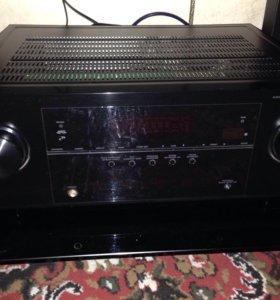 Ресивер пионер 521 +акустика 5.1 jamo