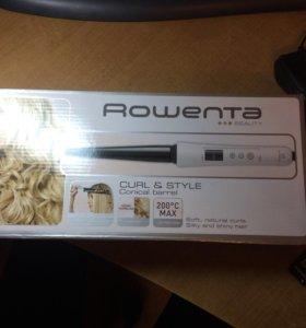 Электроприбор для укладки волос марки Rowenta