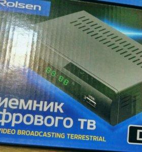 Приставки цифрового эфирного вещания DVB-T2