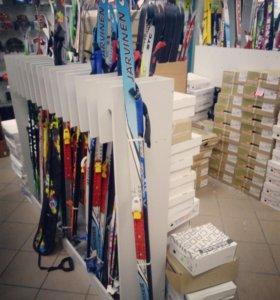 Лыжный комплект новый