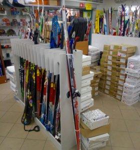 Новый лыжный комплект
