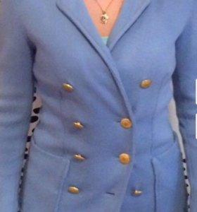 Трикотажный пиджак H&M