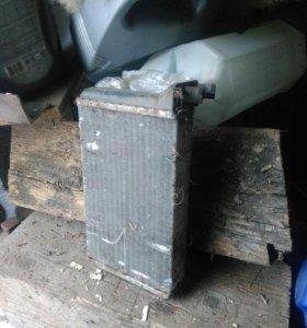 Радиатор от печки