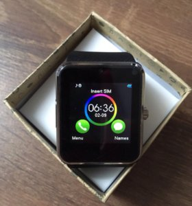 Аналог Apple Watch, GTO, умные часы