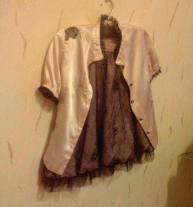 Костюм-платье для девочки