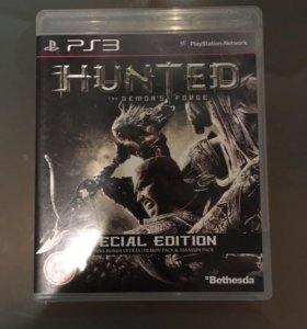 IHUNTED PS 3