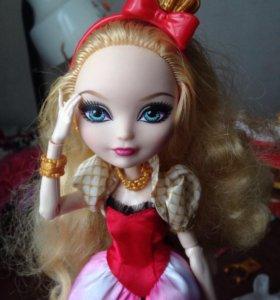 Кукла Ever After High Эппл Уайт (Apple Wight)