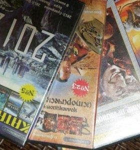 продаю диски, фильмы