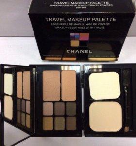 Тени - Chanel - Travel makeup palette