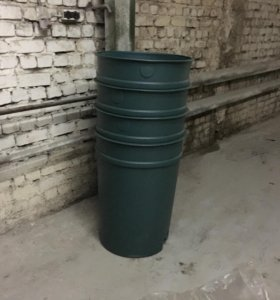 Бочки пластиковые 205 литров