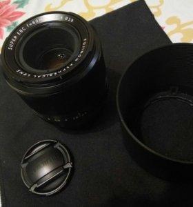Fujinon 60mm f/2.4 R