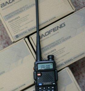 Радиостанции UV-5R и комплектующие