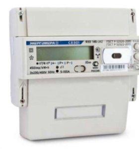 Счетчик электроэнергии CE 301 R33 145 JAZ
