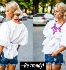 Блузка х/б новая,размер 42