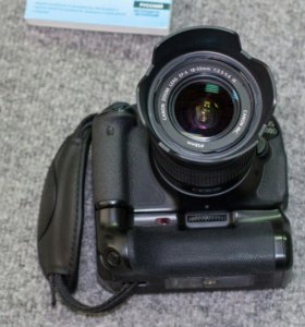 Canon EOS 600D + 18-55 IS + батарейный блок+++