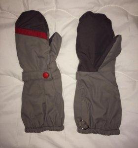Перчатки варежки зимние