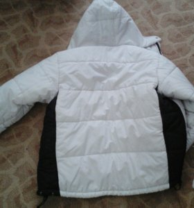 Куртка 52-54 р. зимняя