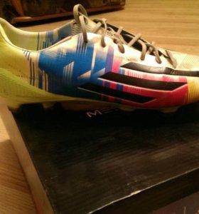 Бутсы adidas adizero f50 Messi