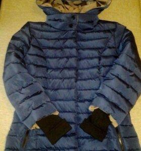 Демисезонная куртка для девочки, 164см/S
