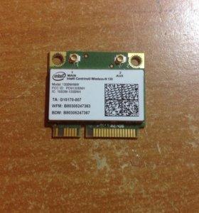 Bluetooth Wi-Fi адаптер intel 130bnhmw