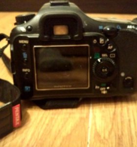 Фотоаппарат зеркалка оптика стандарт 18-55