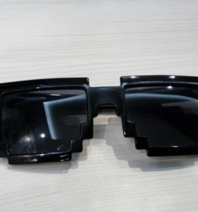Пикселивые очки