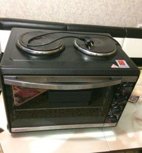 Электрическая мини печь Redber EO 5250