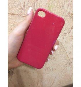 Чехол на iPhone 4/4s ( силикон)