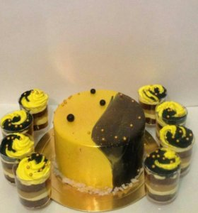 Торты, капкейки, десерты.
