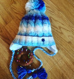 Шапки шарфы Снуды руковички