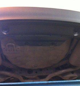 Юбка заднего бампера Renault Latitude 850B28396R
