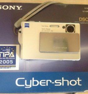 Фотоаппарат Sony cyber-shot dsc-t7