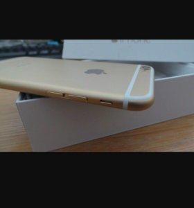 Айфон 6, 16 Гбайт, Gold