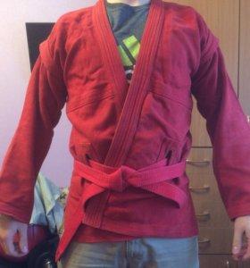 Куртка для самбо и шорты