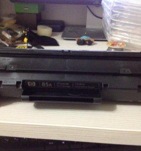 Катридж для принтера HP Laserjet  ce285a 85a