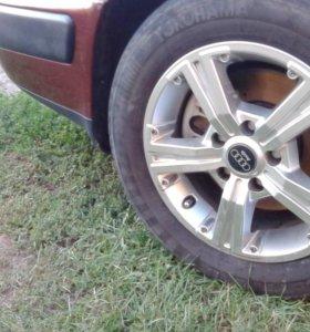 Легкосплавные диски Audi/VW