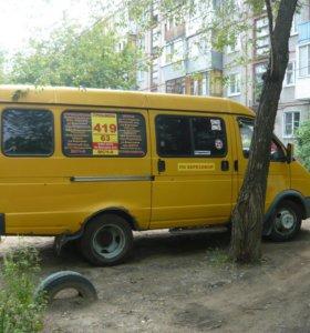 Пассажирская газель 2003 года выпуска