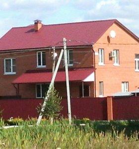 Продам дом 215кв.м. на уч.10сот.в пос. Сертякино