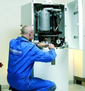 Ремонт и установка газовых котлов